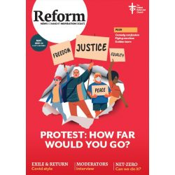 Reform magazine cover