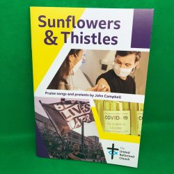 Sunflowers and Thistles book