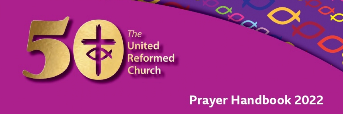 Prayer handbook 2022 cover